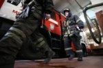 Пожар на складе автобусного завода «ЛиАЗ» в Подмосковье потушен