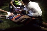 Российский турист рухнул на автомобиле с 250-метрового обрыва в море