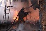 Во время пожара в Красноярском государственном аграрном университете погиб человек