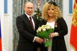 В Кремле состоялось вручение наград россиянам, отличившимся в 2014 году