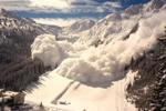 Циклон на Камчатке, на Петропавловск-Камчатский сошла лавина