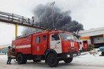 Пожар в крупнейшем торговом центре Оренбурга унес две жизни