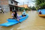 Наводнение в Малайзии: почти 133 тыс. эвакуированных