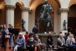 По традиции столичные музеи и выставочные залы во время каникул работают бесплатно