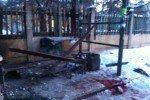 Взрыв в Ангарске