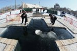 МЧС: спасатели проверили в России почти 3,5 тыс крещенских купелей