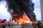 На нефтеперекачивающей станции в ЯНАО произошел пожар, спаслись не все