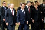 Итогом встречи «нормандской четверки» в Минске стала договоренность о прекращении огня