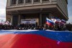 Крым отпраздновал годовщину «Крымской весны»
