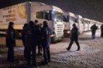 23 гуманитарный конвой отправился в Донбасс