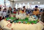 В пасхальных мероприятиях в Москве приняли участие более 600 тысяч человек