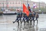 Циклон внес коррективы в празднование Дня Победы в Челябинске