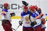 С Чемпионата мира по хоккею в Остраве