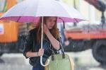 Москва: то ливень с порывистым ветром, то африканская жара