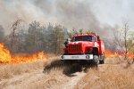 Пожары хозяйничают в Забайкалье