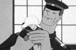 В Самарской области полицейский рискуя жизнью спас ребенка