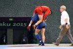 Новости с первых Евроигр в Баку: победы, медали, шоколадная картина