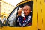 Водители маршруток в Челябинске отпраздновали Ураза-байрам