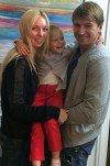 Тотьмянина и Ягудин ждут второго ребенка