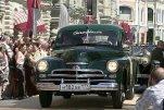 В Москве прошел ретро-автопробег
