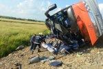 Два пассажирских автобуса столкнулись в Хабаровском крае
