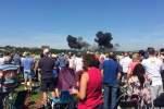 Две трагедии на авиашоу в Швейцарии и Великобритании