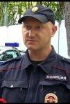 Старший лейтенант полиции успел в самый последний момент спасти ребенка