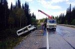 Еще одна трагедия на дорогах Красноярского края