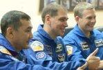 На МКС отправилась очередная космическая вахта с опытным космическим «волком» во главе