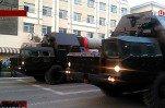 Парад в Чите в честь 70-летия со дня окончания Второй мировой войны принимал Путин