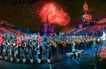 В субботнем праздновании Дня города приняли участие четыре миллиона человек