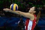 Женская сборная по волейболу на Кубке мира проиграла сборной Китая