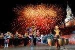 В Москве в восьмой раз открылся фестиваль «Спасская башня»