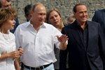 Сильвио Берлускони доволен своей поездкой в Крым