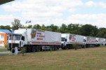 В Донбасс отправлен 38 гуманитарный конвой