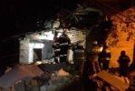 В Омске от взрыва бытового газа обрушилось перекрытие дома, есть жертвы