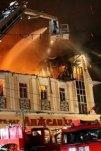 В Ростове-на-Дону сгорело кафе «Анжелика»