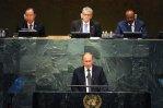С Генеральной Ассамблеи ООН
