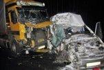 В Кировской области фура столкнулась со скорой помощью