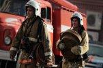 Спасатели справились с пожаром в ЯНАО