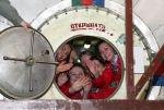 Экипаж из 6 девушек «отправился на Луну»