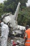 В Южном Судане произошло крушение самолета Ан-12