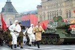 Парад в честь исторического парада пройдет на Красной площади