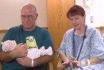 Женщина узнала о своей беременности прямо перед родами