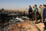 Борт А321 над Синаем был взорван террористами