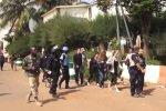 Новая вылазка исламистских террористов, на сей раз в Мали
