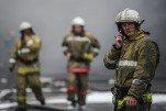Под Воронежем сгорел психоневрологический диспансер, есть жертвы