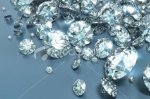 Бриллианты – в кучу мусора