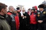 Антарктиду посетил патриарх Кирилл