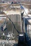 На трассе Владивосток – Находка рухнули два пролета моста